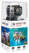 - - 0653043 SG-1.0 12Mp HD Action Cam Rossa