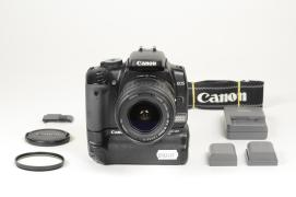 - - 400D+ 18-55 + BG-E3 Battery grip