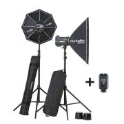 - - 9887492 BRX 500 500 Softbox To Go Kit - 20749.2
