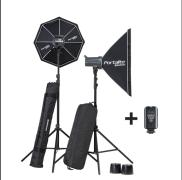 - - 9888392 D-LITE RX 4 4 Softbox To Go Kit - 20839.2