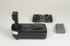 - - - BG-E2N Battery grip originale per 20D - 30D - 40D - 50D + batteria