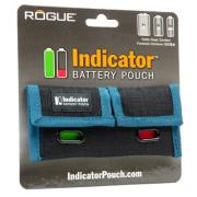 - - - Indicator battery pouch