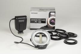- - Neewer Led Macro Ring Flash